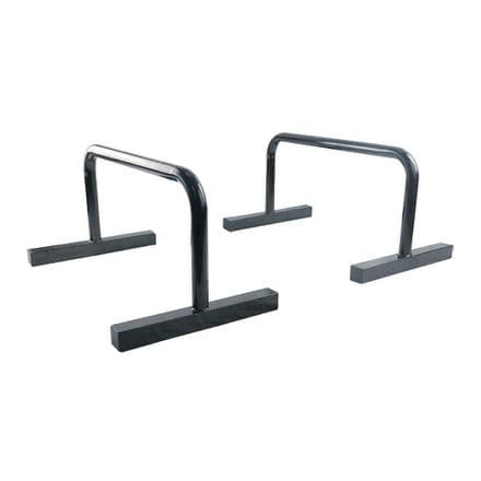 Vector X Heavy Duty Parallettes Bar Gym Fitness Training Strength
